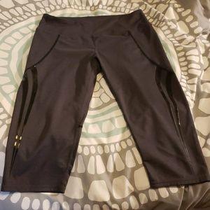 Crop workout pants